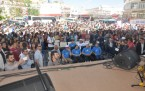 Mardin'de bu yıl ilki düzenlenen 1.Uluslararası Mardiven Koşusu