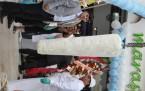 Kızıltepe'de  Maraşpark Cafe Pastanenin  açılışı y