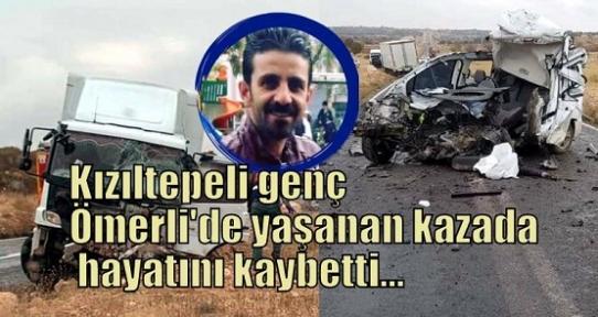 2 Aracın çarpıştığı kazada bir kişi hayatını kaybetti