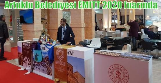 Artuklu Belediyesi EMITT 2020 fuarında