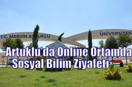 Artuklu'da Online Ortamda Sosyal Bilim Ziyafeti