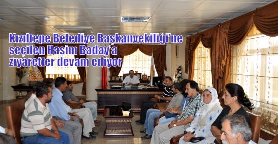 Baday'a ziyaretler devam ediyor