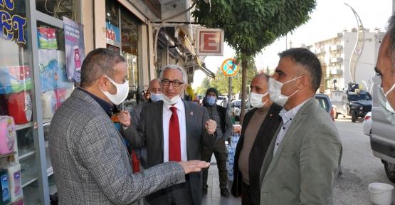 Kılıçdaroğlu'nun Başdanışmanı Prof.Dr.Eken,baba ocağında