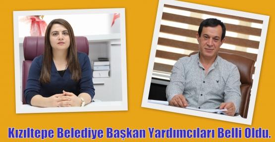 Kızıltepe Belediye Başkan Yardımcıları Belli Oldu