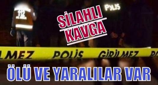 Kızıltepe de silahlı kavga 1 ölü 3 yaralı