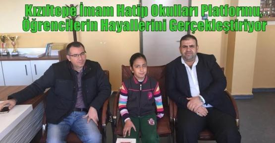 Kızıltepe İmam Hatip Okulları Platformu, Öğrencileri Hayallerini Gerçekleştiriyor