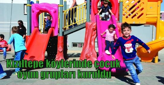 Kızıltepe köylerinde çocuk oyun grupları kuruldu  Kaynak: https://ilkha.com/haber/62881/kiziltepe-koylerinde-cocuk-oyun-gruplari-kuruldu