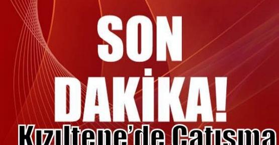 Kızıltepe'de Çatışma