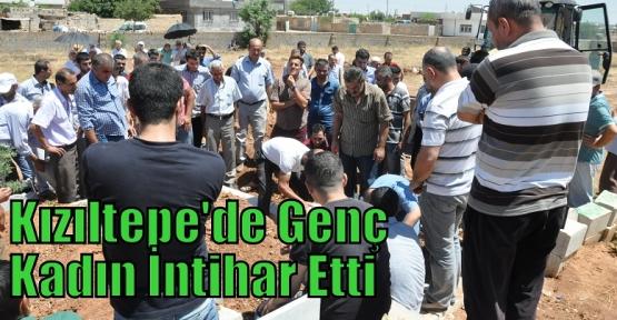 Kızıltepe'de Genç Kadın İntihar Etti