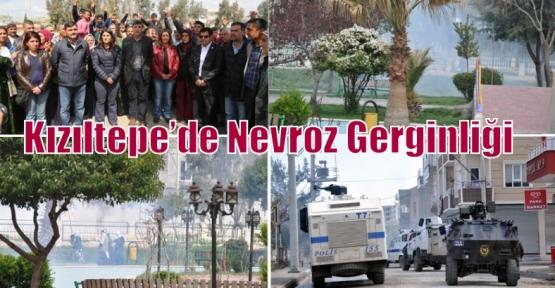Kızıltepe'de Nevroz Gerginliği