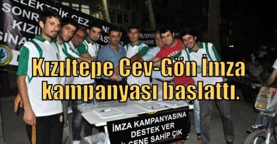Kızıltepe'de Sınavlar Yapılmadığı  İçin Binlerce İmza Toplandı