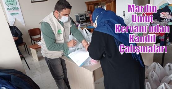 Mardin Umut Kervanı'ndan Kandil Çalışmaları