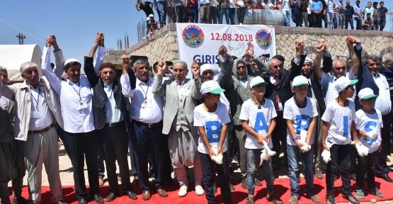 Metina- Der  ve Metina Aşiret Lideri Şerif Temelli girişimleriyle Kan Davası  Barış ile sonuçlandı