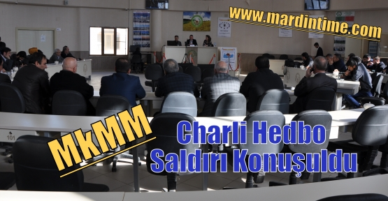 MkMM Charli Hedbo Saldırı Konuşuldu