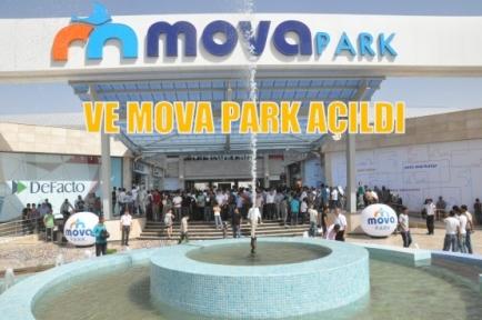 Mova Park Açıldı