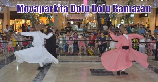 Movapark'ta Dolu Dolu Ramazan