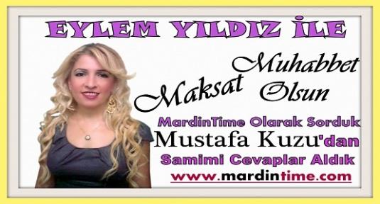 Mustafa Kuzu  ile Maksat Muhabbet Olsun