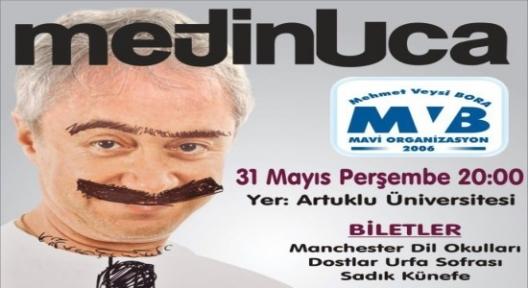 "MVB ORGANİZASYON Farkıyla Metin Uca ""Hakuna Matata"" oyunuyla Mardin'de"
