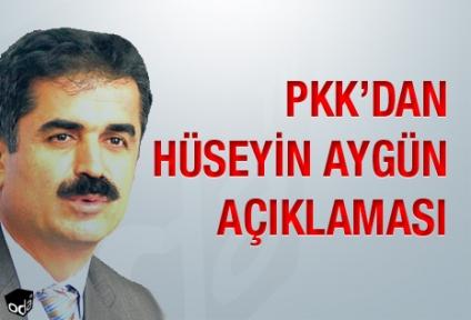 PKK'dan açıklama!