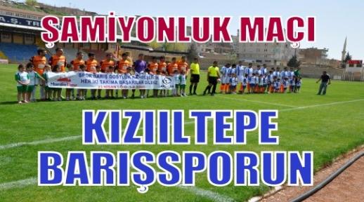 ŞAMPİYON KIZILTEPE BARIŞ SPOR