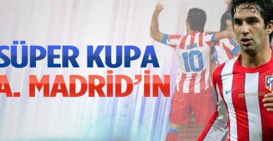 Süper kupa A. Madrid'in