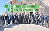 AK Parti Adayları Hububat  Merkezini  Ziyaret Etti