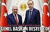 AK Parti Genel Başkanı Binali Yıldırım Beştepe'de