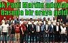 Ak Parti Mardin adayları basınla bir araya geldi