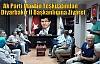 Ak Parti Mardin Teşkilatından Diyarbakır İl Başkanlığına Ziyaret