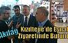 Akdağ Kızıltepe'de Esnaf  Ziyaretinde Bulundu