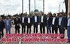 Anadolu Gençlik Derneğinden Hububat Ticaret Merkezine Ziyaret