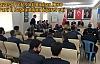 Anayasa Profesörü Burhan Kuzu AK Parti İl Başkanlığını Ziyaret etti