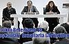 Artuklu Belediyesi Eş Başkanları  Esnaflarla Görüştüler