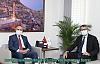 Azerbaycan Ankara Büyükelçisi'den Vali Demirtaş'a Ziyaret