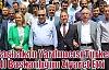 Başbakan Yardımcısı Türkeş İl Başkanlığını Ziyaret Etti