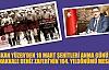 BAŞKAN YÜZER'DEN 18 MART ŞEHİTLERİ ANMA GÜNÜ VE ÇANAKKALE DENİZ ZAFERİ'NİN 104. YILDÖNÜMÜ MESAJI