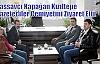 Başsavcı Kapağan Kızıltepe Gazeteciler Cemiyetini Ziyaret Etti.
