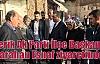 Derik Ak Parti İlçe Başkanı Karahan Esnaf ziyaretinde