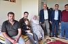 Derik Kaymakamı  Kafkas'tan 15 Temmuz Şehidin Annesi'ne 'Anneler Günü' ziyareti