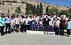 Derik'li öğrenciler Karadeniz turunda