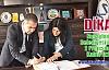 DİKA, Nusaybin Belediyesi'nin 2 Projesini Kabul Etti