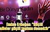 Emine Erdoğan: 'Güçlü aileler güçlü toplum demektir'