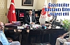 Gazeteciler Başsavcı Biter'i ziyaret etti
