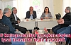 HDP Kızıltepe belediye eş başkan adayları basın mensupları ile bir araya geldi.