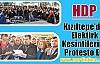 HDP :Kızıltepe'de  Elektirk Kesintilerini  Protesto Etti