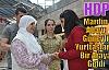 HDP Mardin Adayı Güneyli Yurttaşlarla Bir Araya Geldi