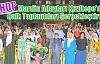 HDP Mardin Adayları Kızıltepe'de Halk Toplantıları Gerçekleştirdi
