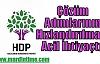 HDP:Çözüm Adımlarının Hızlandırılması Acil İhtiyaçtır