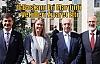 İl Başkanı Eri Mardinli Vekilleri Ziyaret Etti