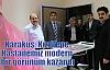 Karakuş: Kızıltepe Hastanemiz modern bir görünüm kazandı